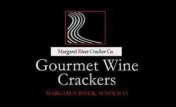 Gourmet Wine Crackers Logo